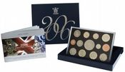 2006 Proof Set Flat Standard